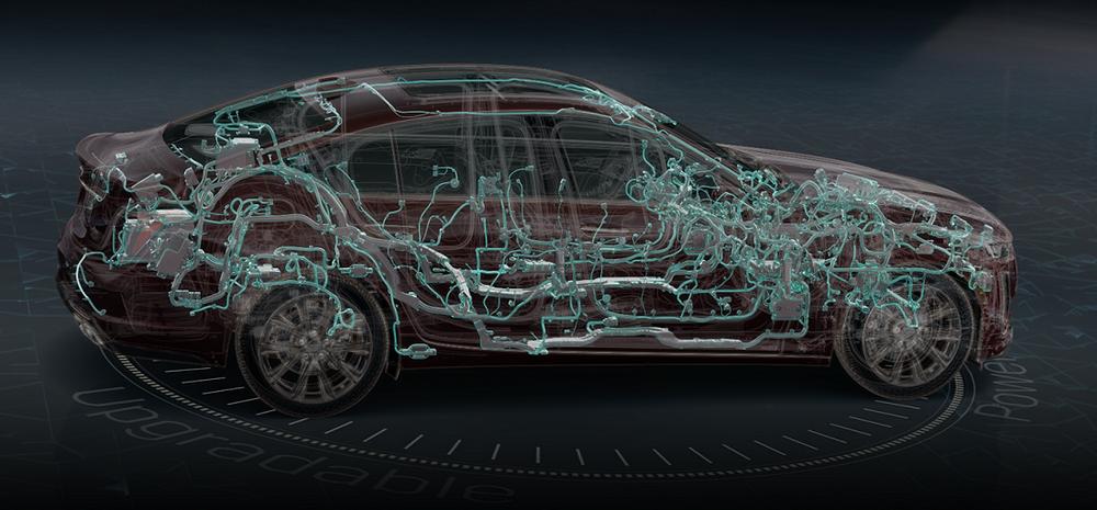 منصة إلكترونية مبتكرة للمرة الأولى في سيارات جنرال موتورز