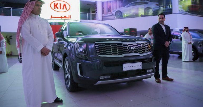 مواصفات كيا تيلورايد الفخمة في السوق السعودي