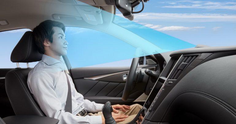 نظام القيادة الذاتية جاهز للاستخدام في نيسان سكايلاين الجديدة!