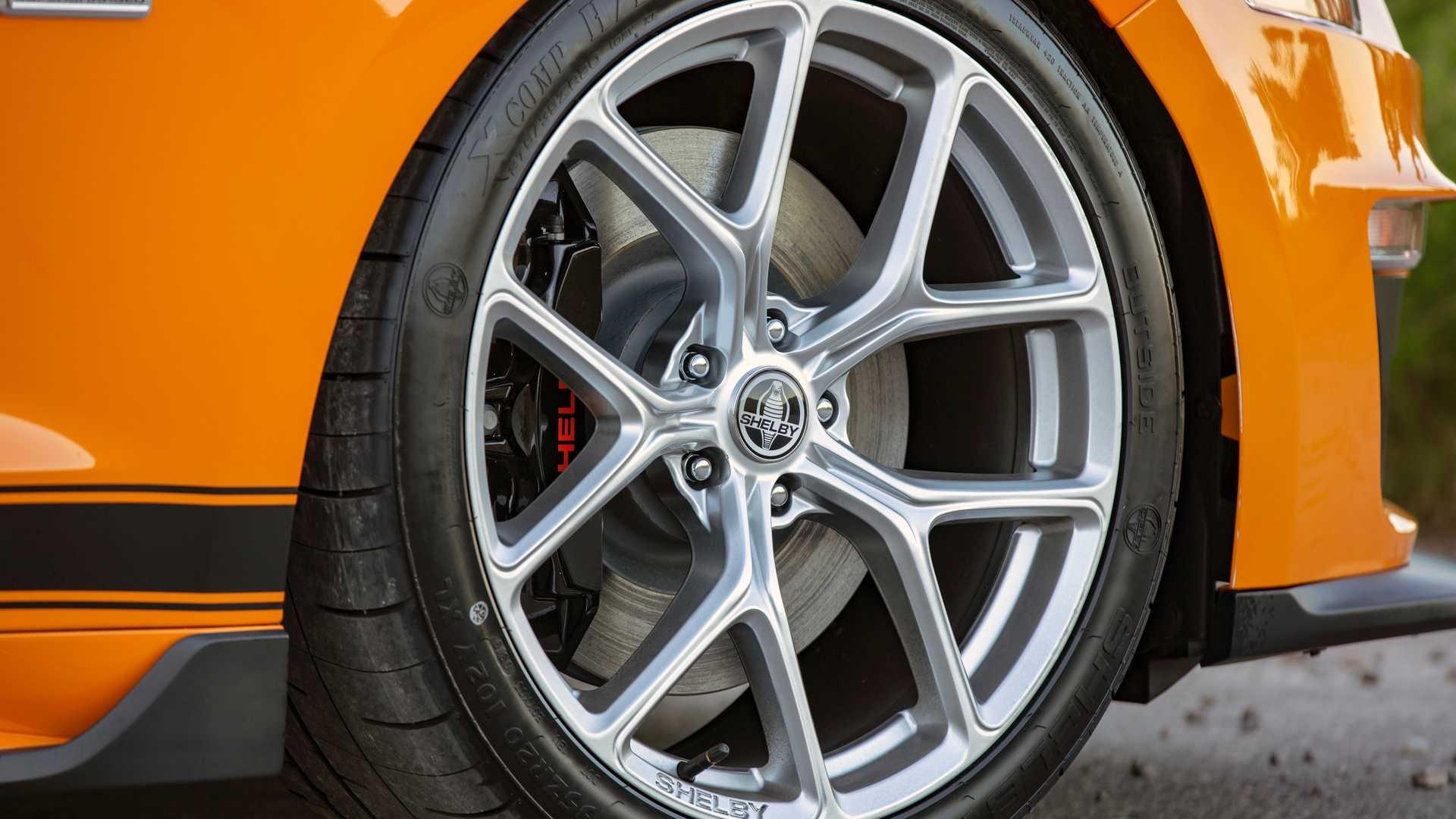 موستانج شيلبي GT-S