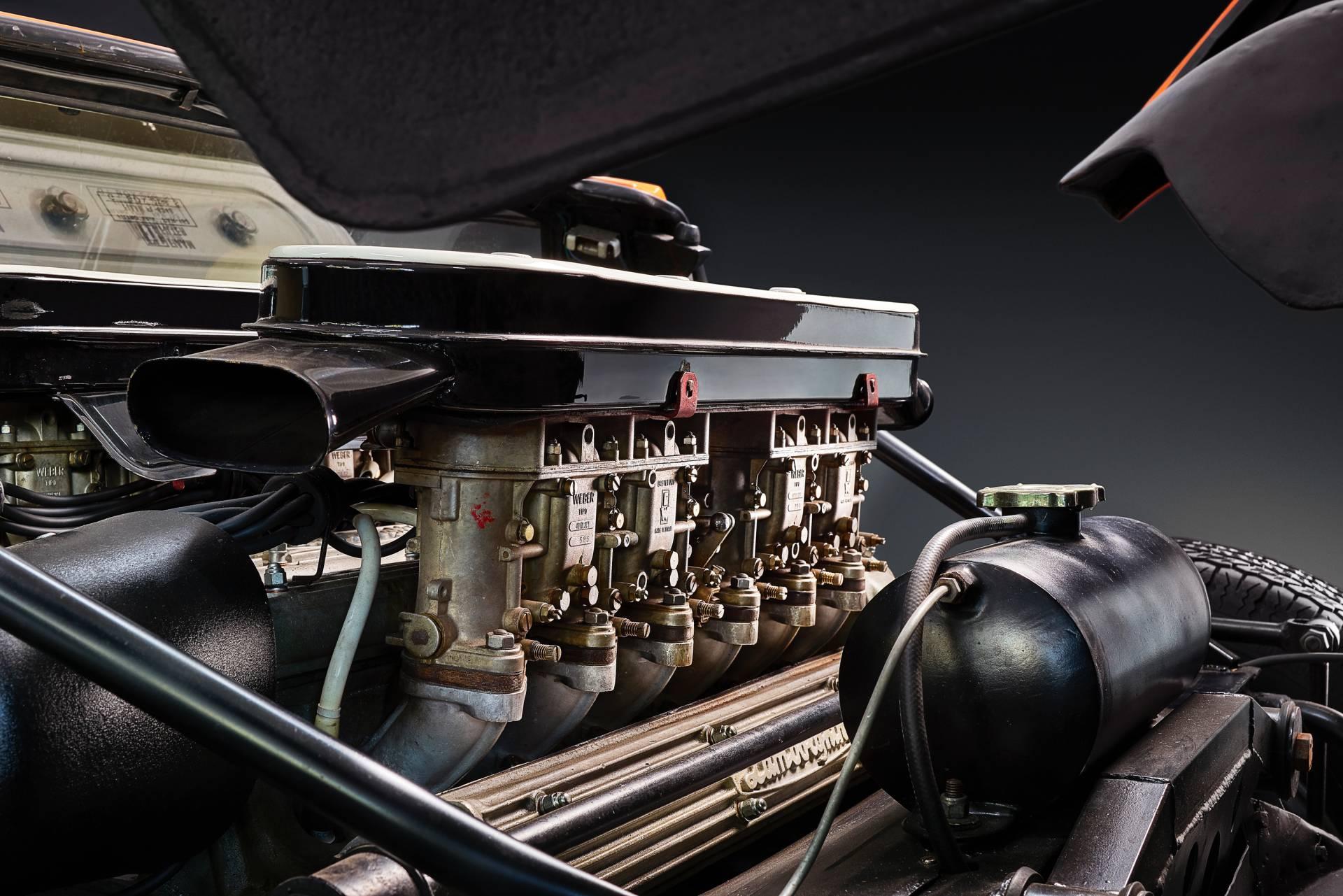 لامبورجيني ميورا P400