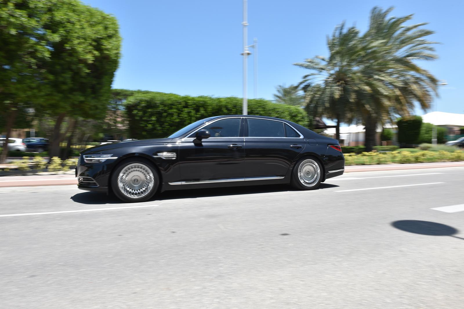 جينيسيس G90 الجديدة