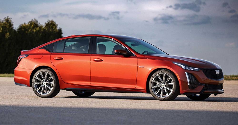 أبرز ميزات سيارة كاديلاك CT5-V للعام 2020