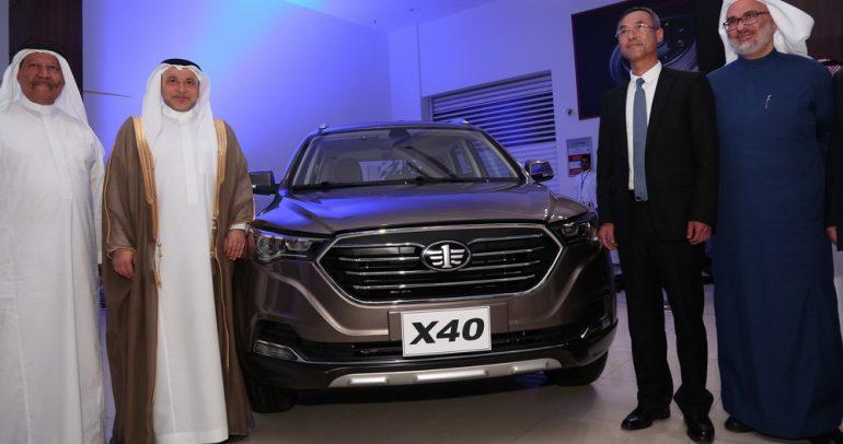 أحدث طرازات فاو الجديدة كليا X40 وT77 في السعودية