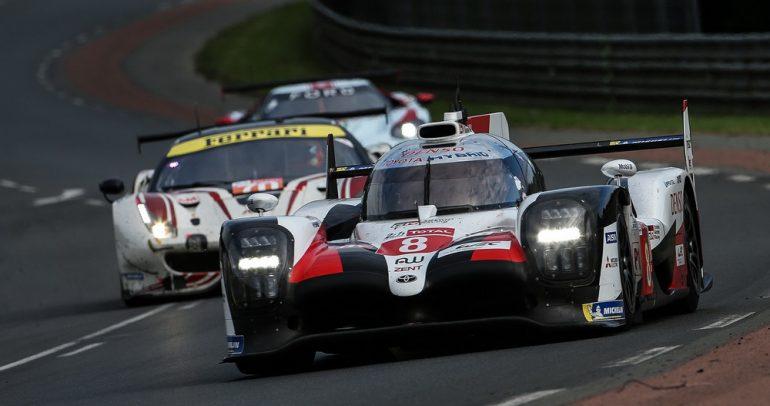 تويوتا TS050 الكهربائية تحقق أسرع دورة في تاريخ سباق لومان