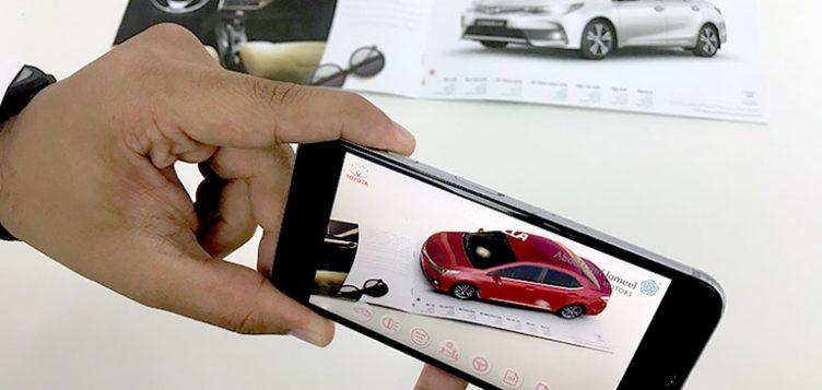 جائزة تويوتا للتميز من نصيب عبداللطيف جميل للسيارات