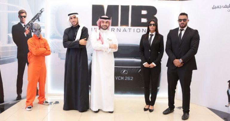 لكزس السعودية تنظم أول عرض سينمائيPremiere  في المملكة