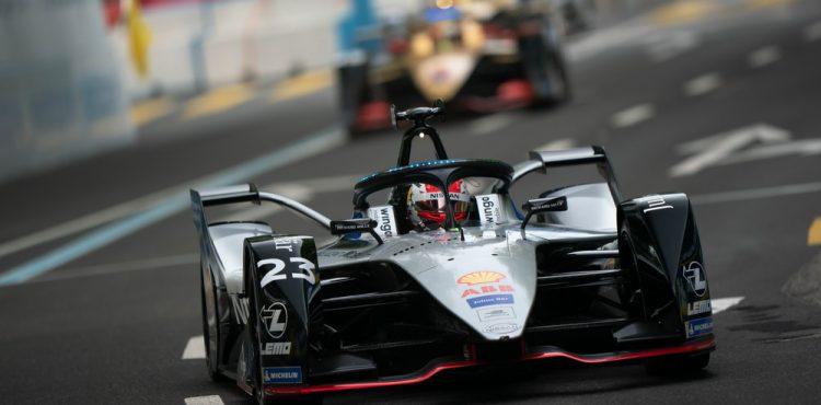 نيسان إلى منصة التتويج في سباق سويسرا للفورمولا إي