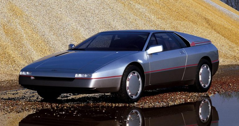 فورد مايا الإختبارية التي كانت تهدف لتوفير سيارة مميزة من فورد