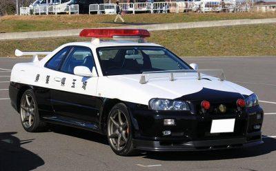 الشرطة اليابانية