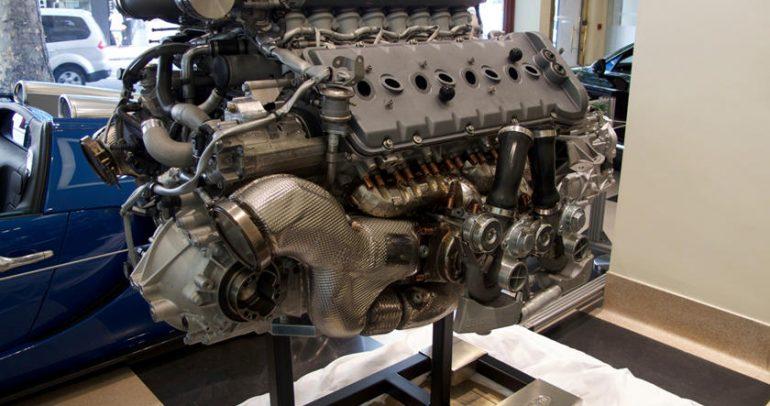محركات سيارات تمتاز بالتصميم المعقد