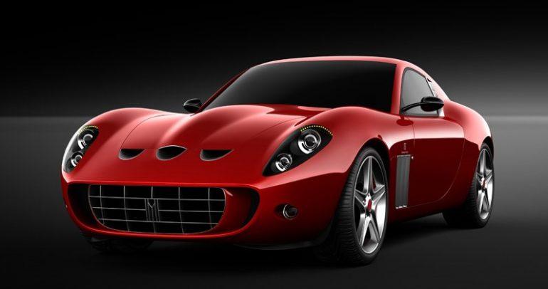 فيراري 599 GTO فيورانو بتعديلات مميزة من فاندينبرينك