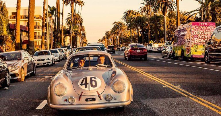 أحد مالكي بورشه 356 يكتشف مفاجأة غير متوقعة عن سيارته