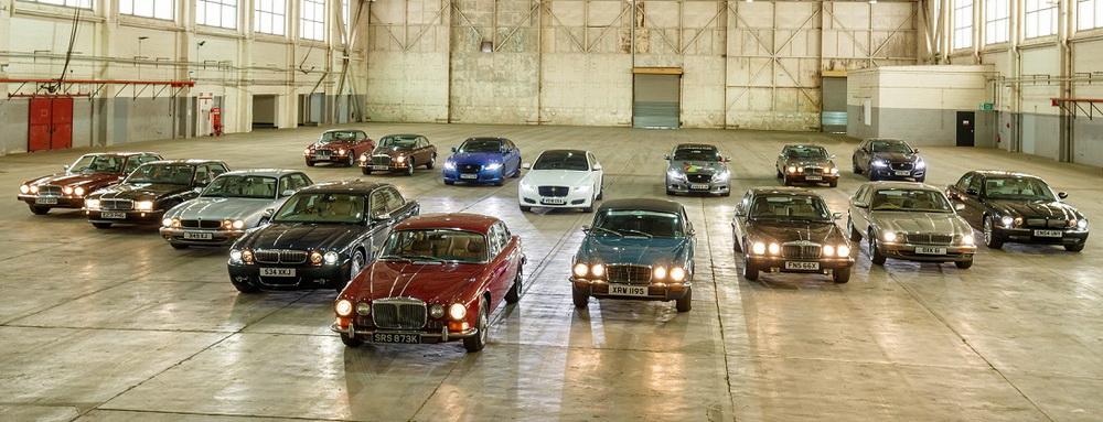 خطة جاكوار لاند روفر لتسريع تحولها نحو السيارات الكهربائية