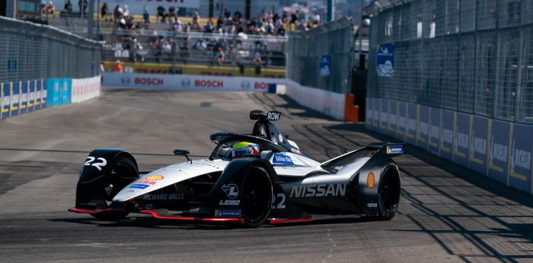نيسان تحقق أول فوز لها في بطولة فورمولا إي