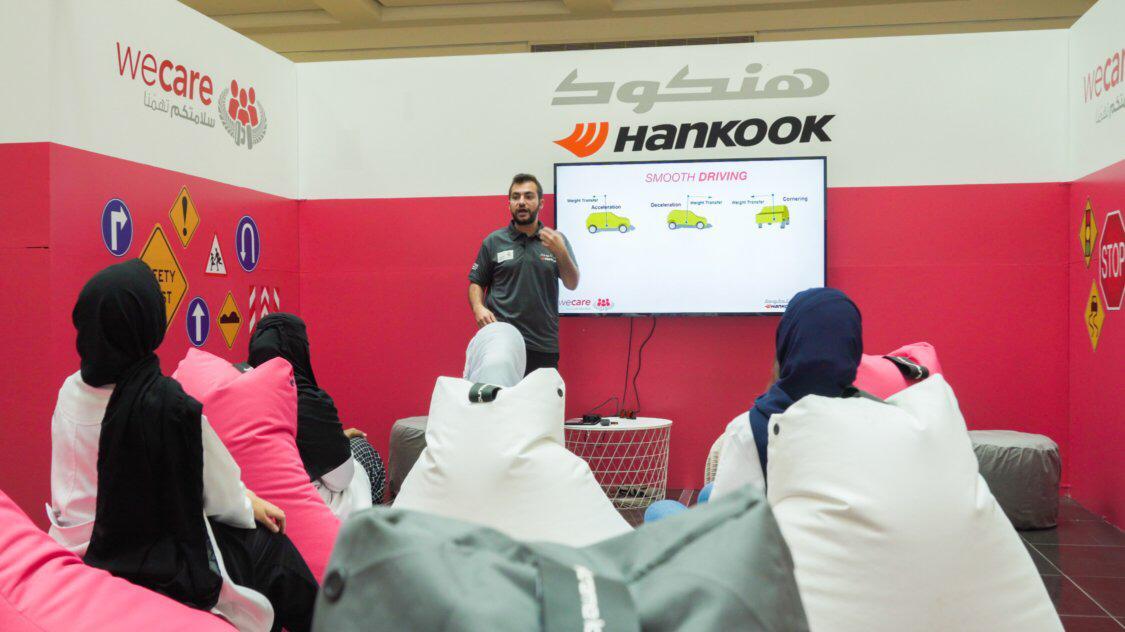 هنكوك السعودية تنظم دورة بعنوان لأن سلامتكم في قمة أولوياتنا