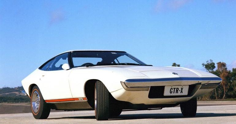هولدن تونارا GTR-X الإختبارية المميزة