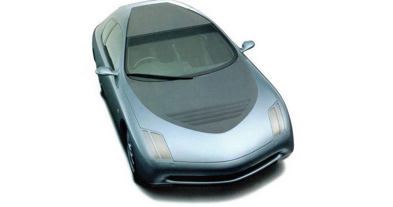 تويوتا 4500 GT الإختبارية التي تتمتع بتصميم فائق الإنسيابية