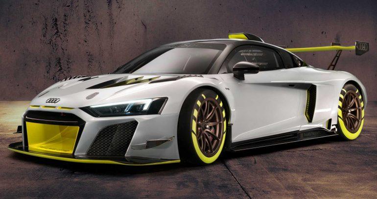 أودي R8 LMS GT2 بناتج قوة أكبر للمنافسة في فئة GT2