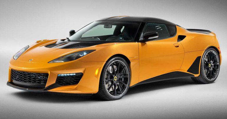 لوتس إيفورا GT الجديدة كليا تنطلق رسميا