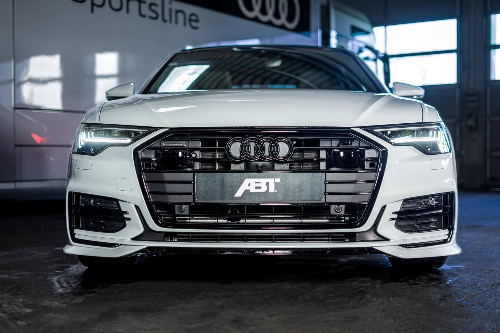 A6 الجديدة