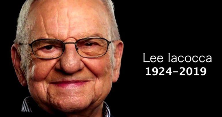 وفاة لي لاكوكا أحد أبرز الشخصيات في مجال صناعة السيارات