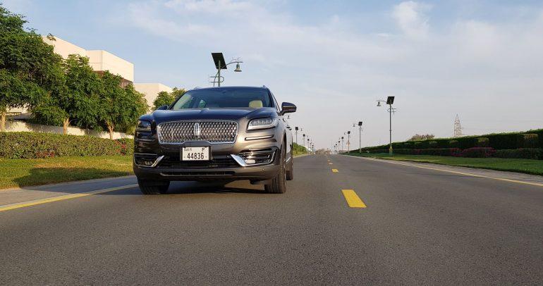 لينكون تُطلق سيارتها لينكون نوتيلوس الجديدة في دول الخليج العربي