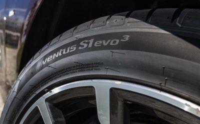 إطارات هنكوك Ventus S1 evo 3 تنال جائزة ريد دوت ٢٠١٩
