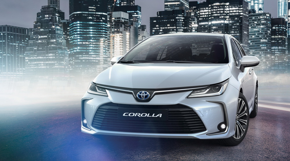 ارتفاع مبيعات سيارات تويوتا هايبريد في الامارات