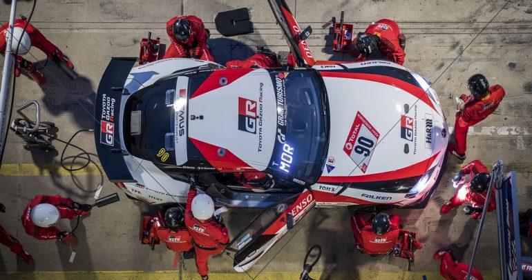 الظهور الأول لسيارة تويوتا GR سوبرا في سباق نوربوربرينغ