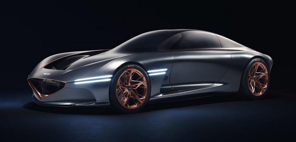 نموذج Genesis Essentia ينال جائزة التميز في التصميم 2019