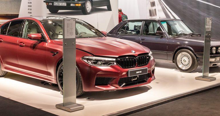 كيف أصبحت بي ام دبليو M5 سيارة الصالون الأكثر إثارة