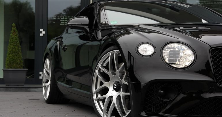 بنتلي كونتينينتال GT W12 معدلة لمزيد من التميز والفرادة