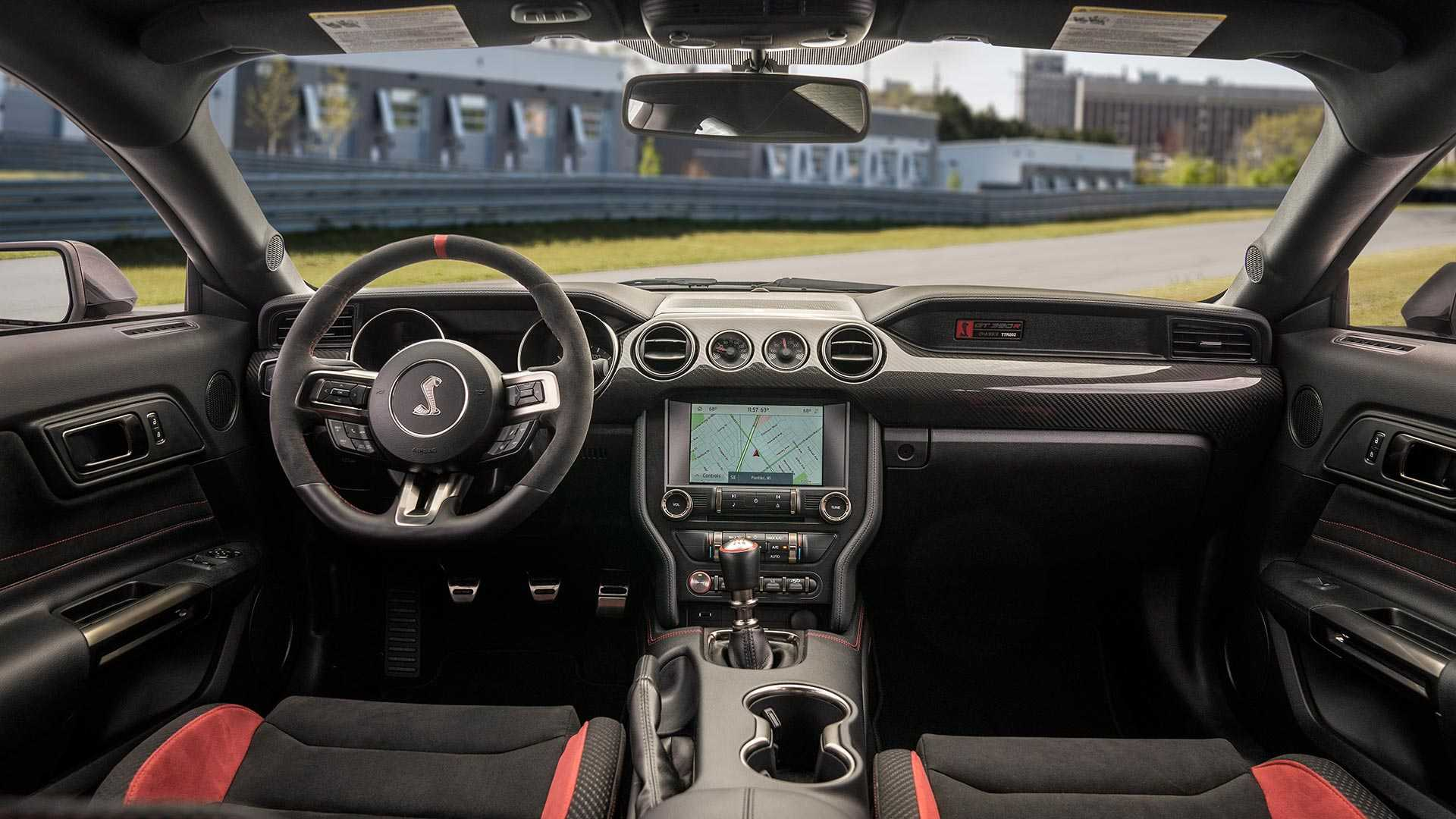 موستانج شيلبي GT350 R الجديدة