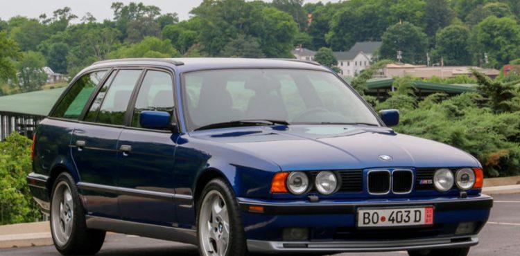 M5 فئة E34