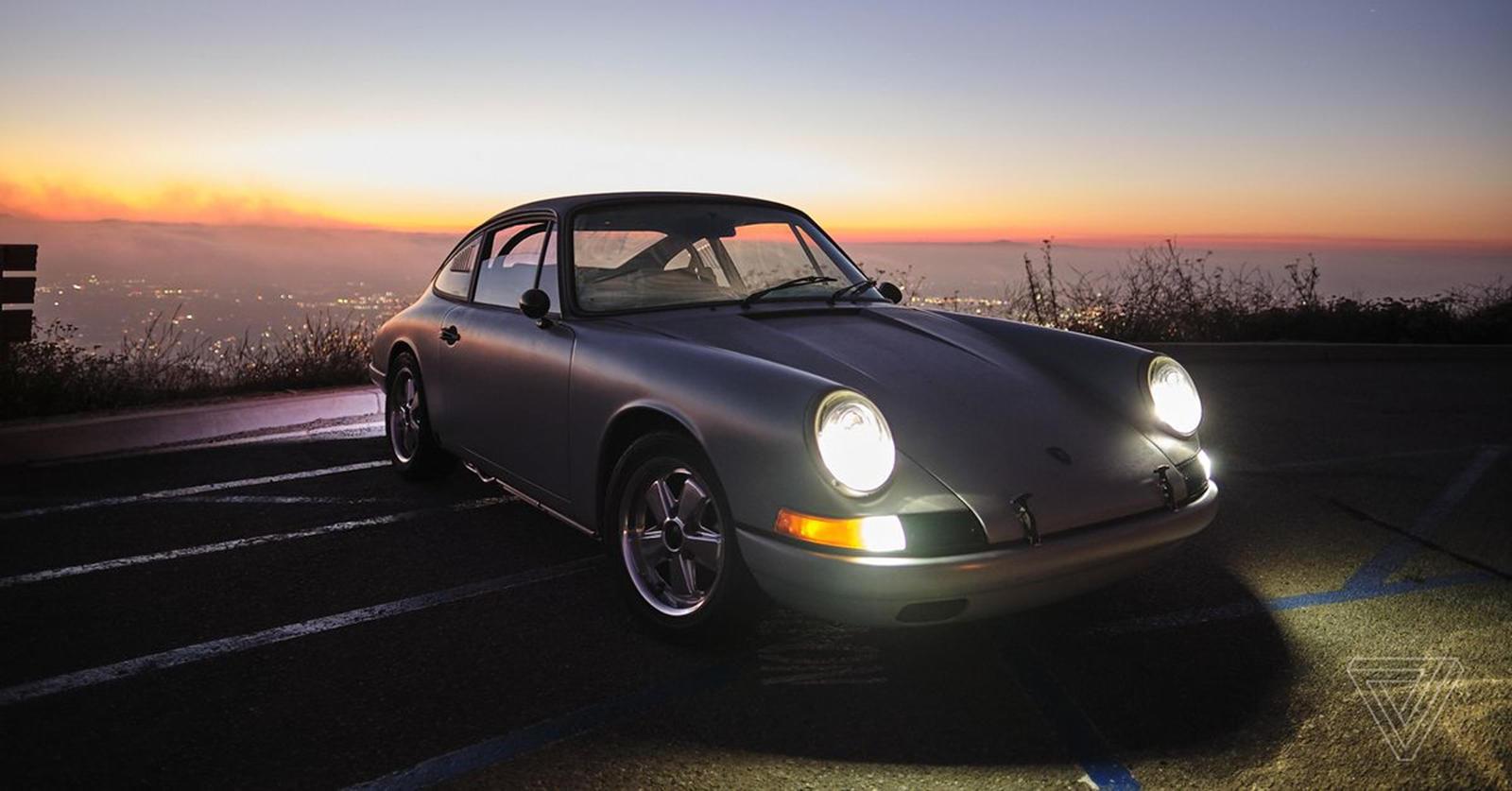 بورشه 912 الكلاسيكية