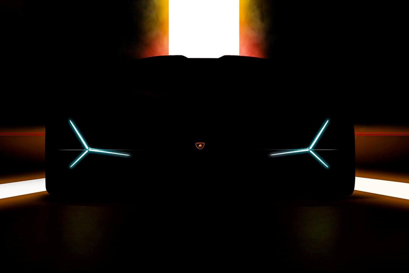 تعرف على السيارة الخارقة القادمة من لامبورجيني من الصورة المسربة