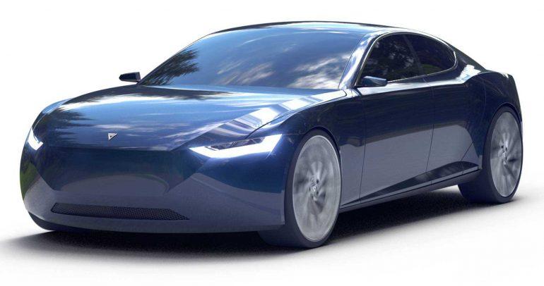 فريسكو ريفيري السيارة الكهربائية من النرويج