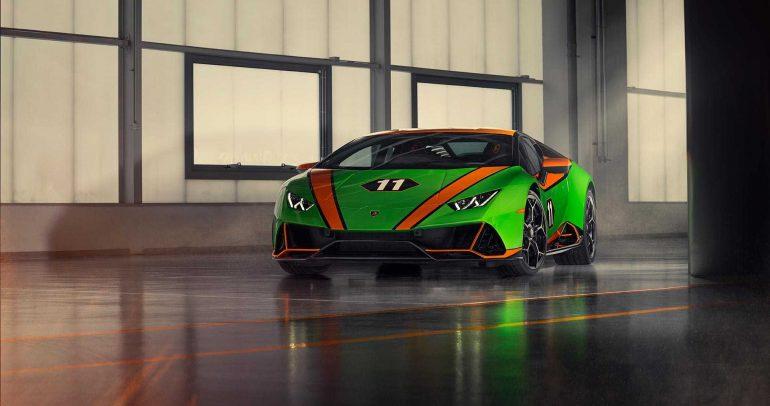 لامبورجيني هوراكان إيفو GT بعدد محدود للغاية لتوفير أقصى درجات التميز