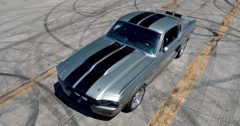 فورد موستانج فاستباك GT فريدة من نوعها … للبيع
