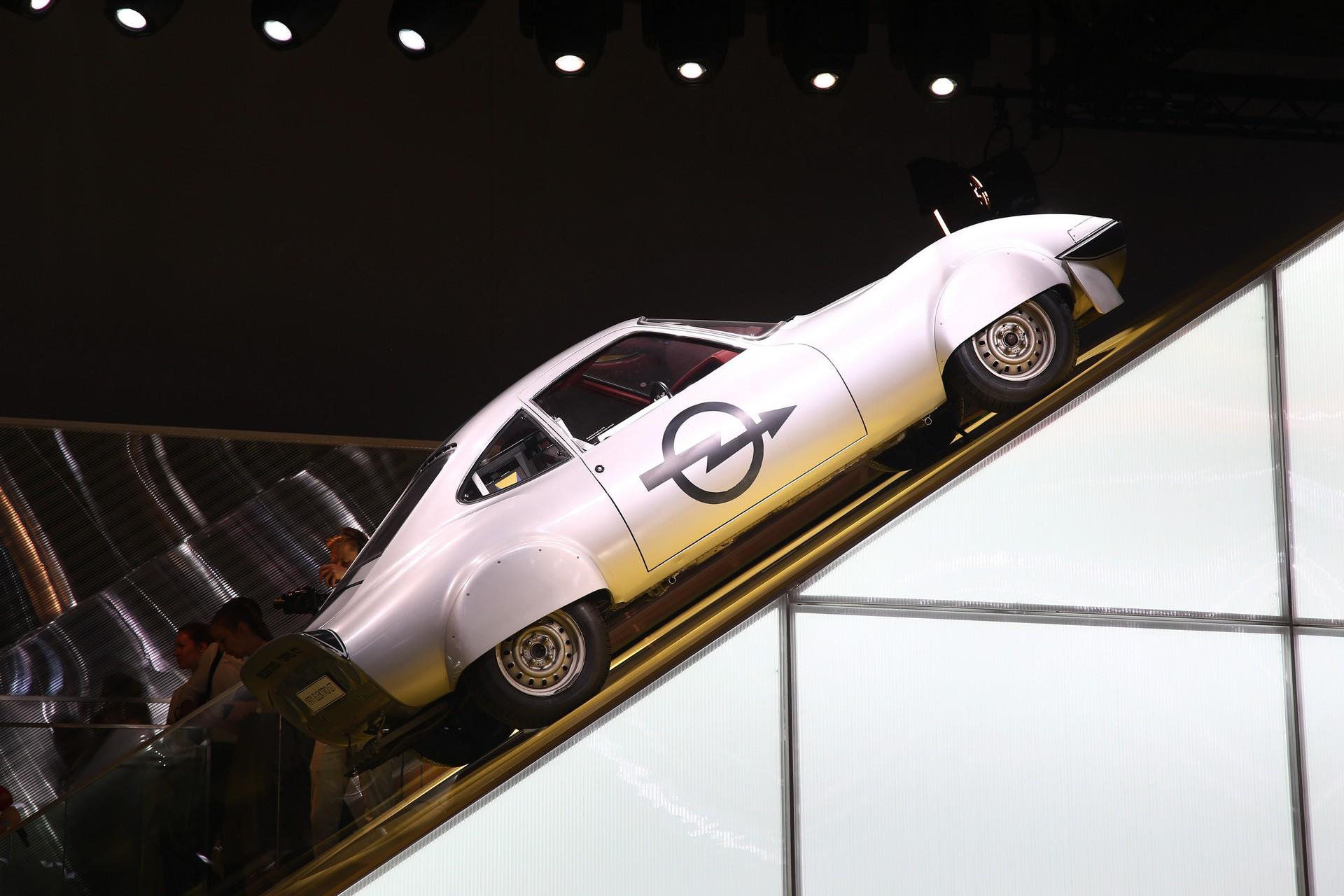 إليكترو GT الإختبارية