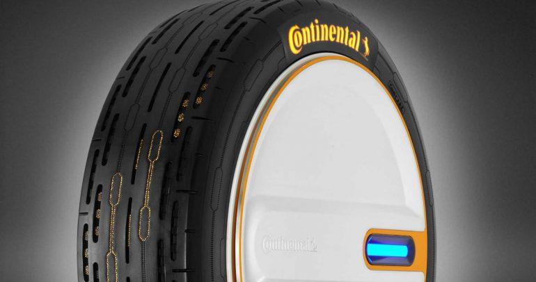 شركة كونتينينتال توفر إطارا متطورا يساعد في توفير الوقود