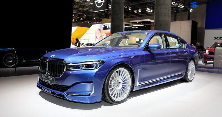 ألبينا B7 الجديدة لعام 2020 : مزيج مميز ما بين الأداء والفخامة