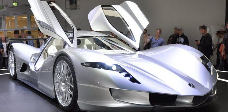 أسرع سيارة كهربائية على الإطلاق.. قريبا في دبي!