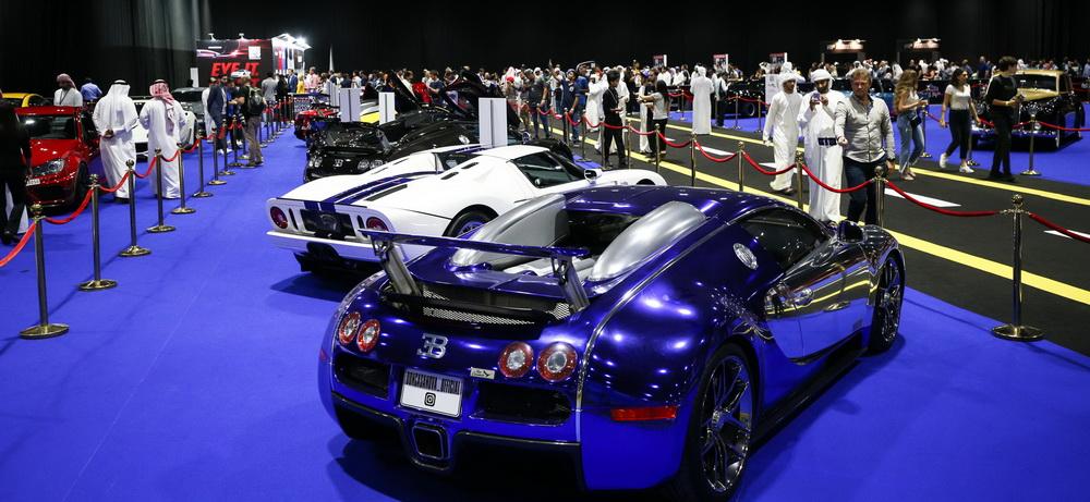 معرض دبي الدولي للسيارات 2019 يخفي مفاجآت كبيرة