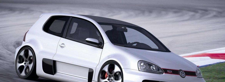 جولف GTI W12 الإختبارية