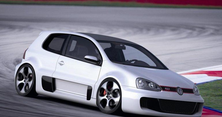 فولكس واجن جولف GTI W12 الإختبارية التي لم تكن تعرف عنها