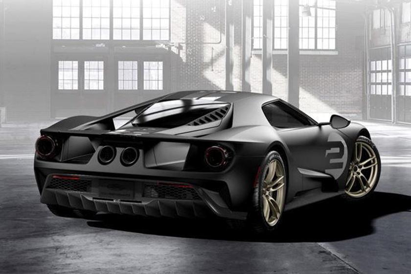 فورد GT إصدار هيرتاج