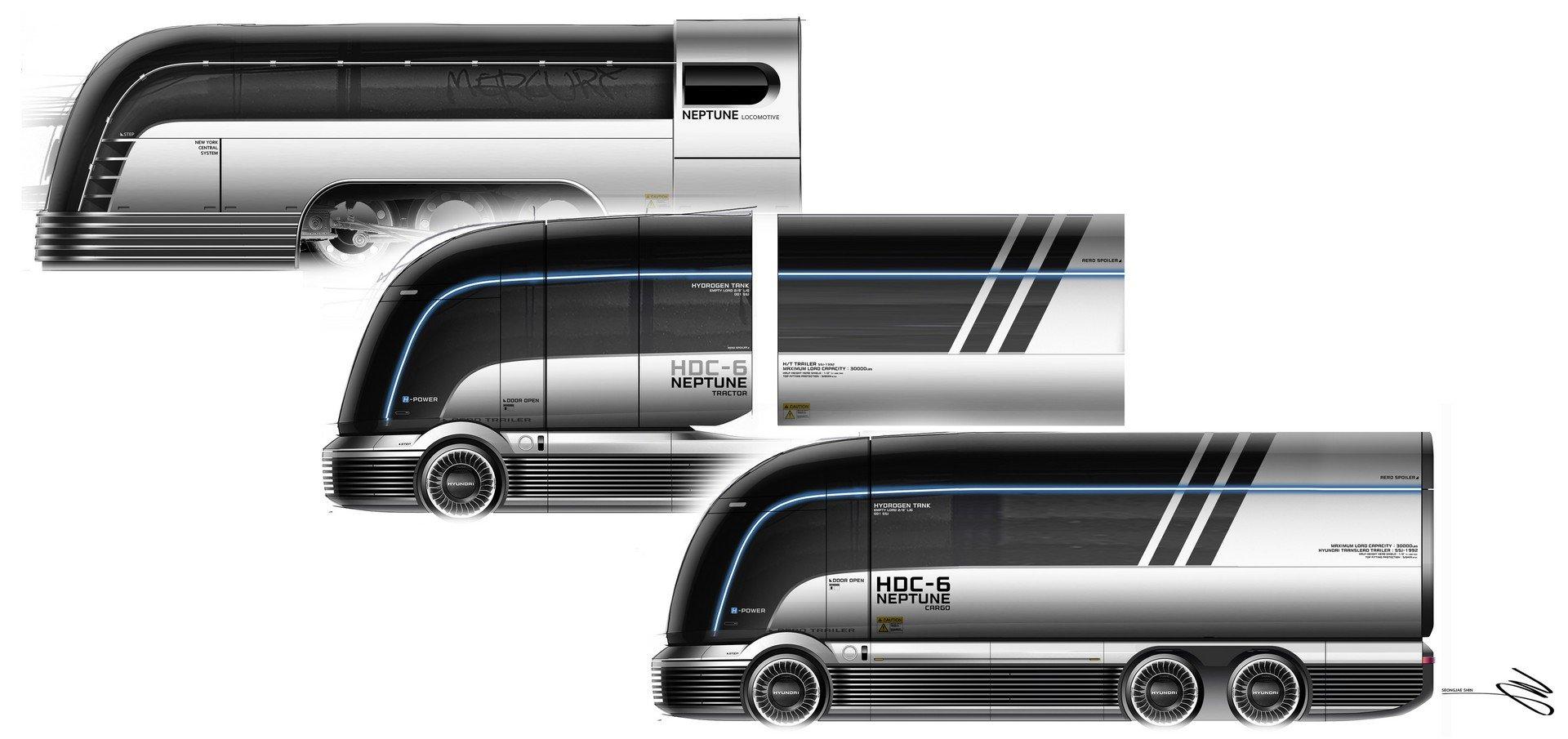 HDC-6 نبتون