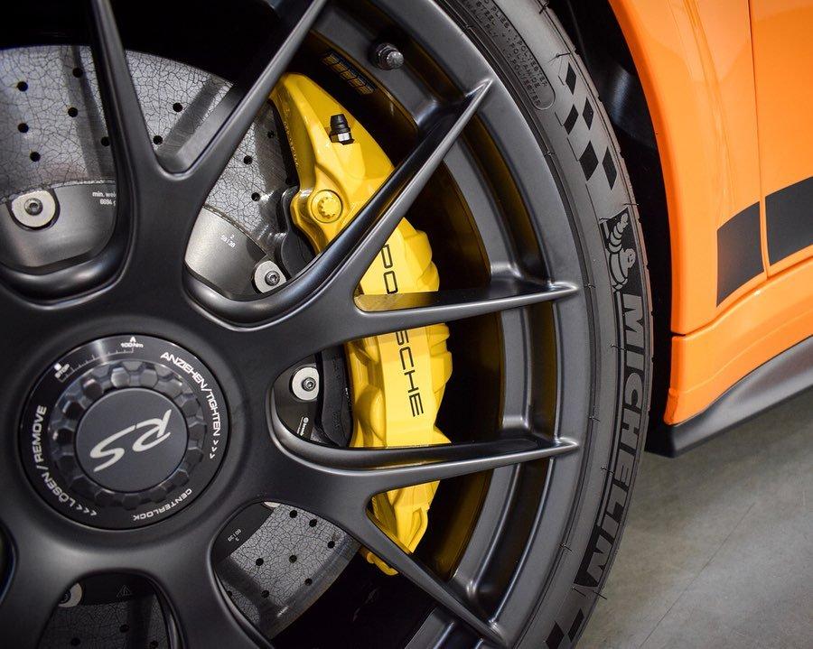 بورشه GT3 RS
